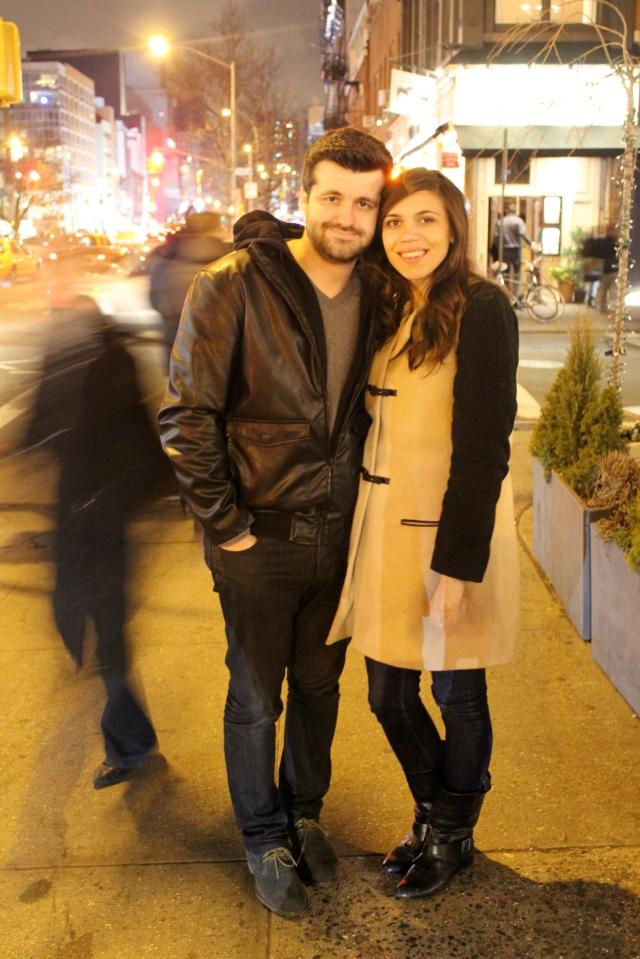The man & I