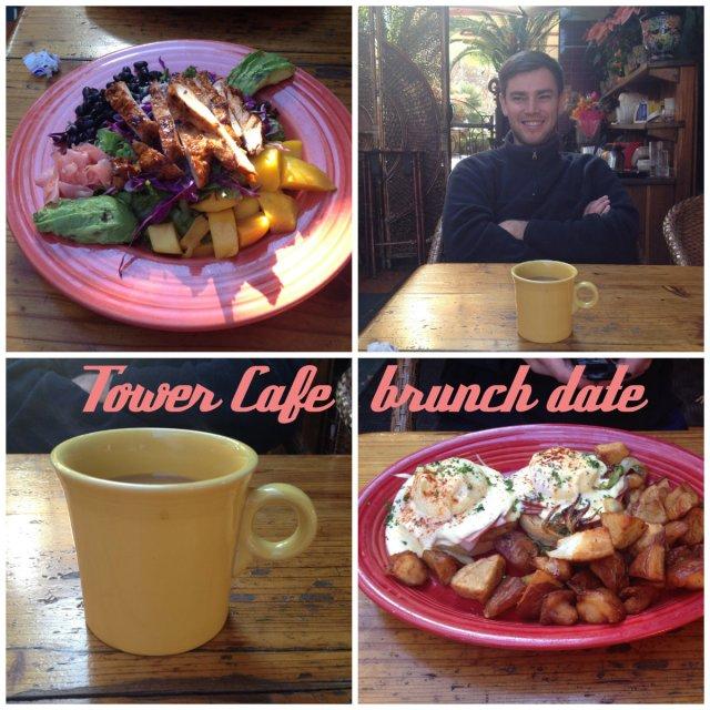tower cafe brunch