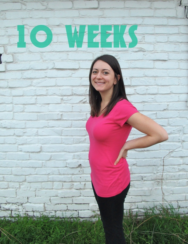 10 weeks photo